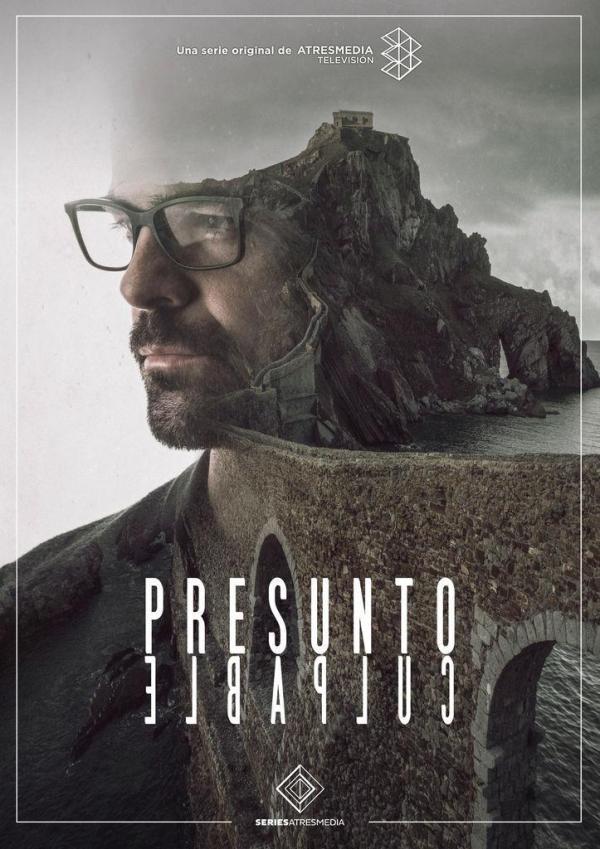 Imatge del cartell de la sèrie Presunto culpable
