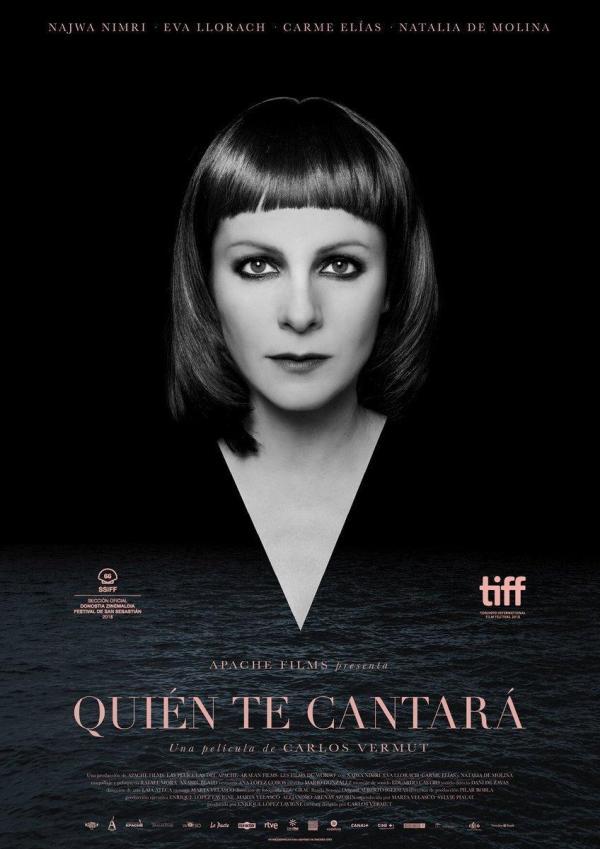 Imatge del cartell de la pel·lícula Quién te cantará