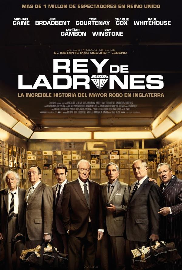 Imatge del cartell de la pel·lícula Rey de ladrones