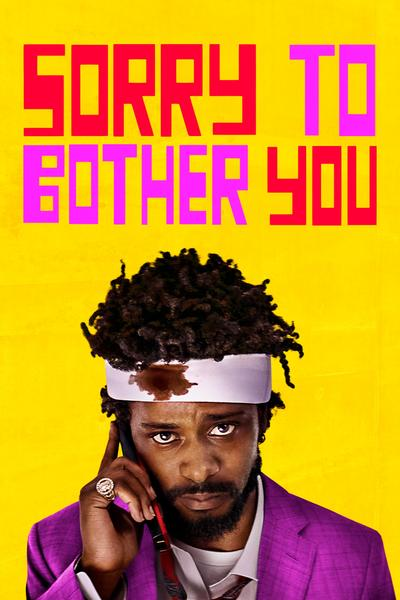 Imatge del cartell de la pel·lícula Sorry to bother you