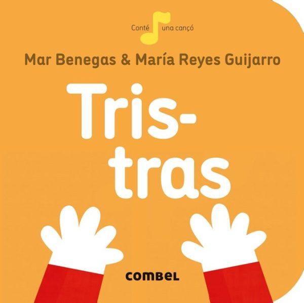 Portada del llibre infantil Tris-tras
