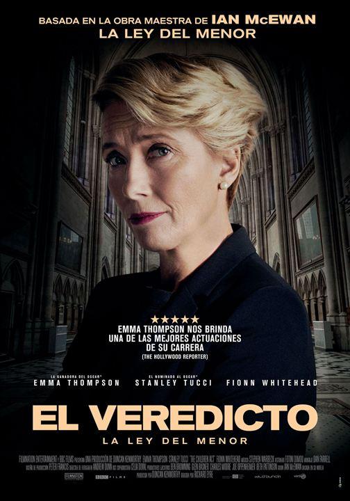Imatge del cartell de la pel·lícula El veredicto