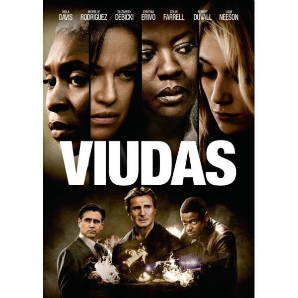 Imatge del cartell de la pel·lícula Viudas