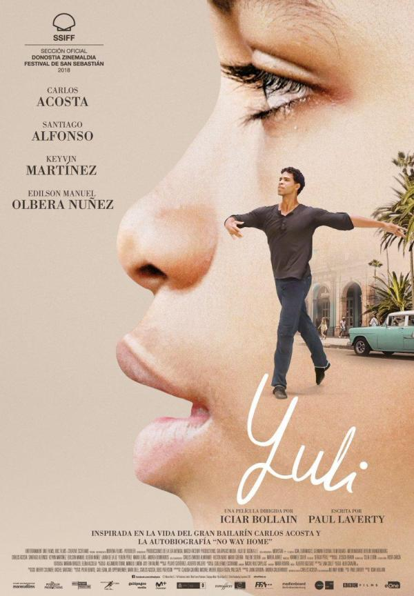 Imatge del cartell de la pel·lícula Yuli