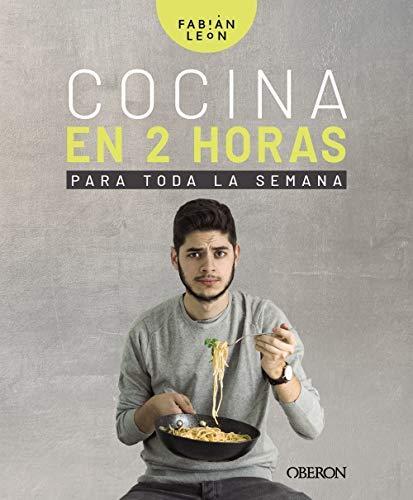 Imatge de la portada del llibre Cocina en 2 horas