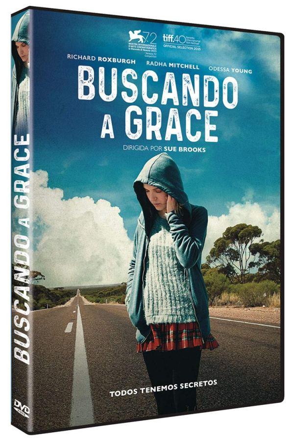 Imatge del cartell de la pel·lícula Buscando a Grace