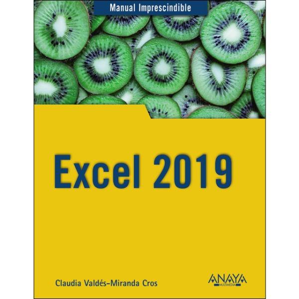 Imatge de la portada del llibre Excel 2019