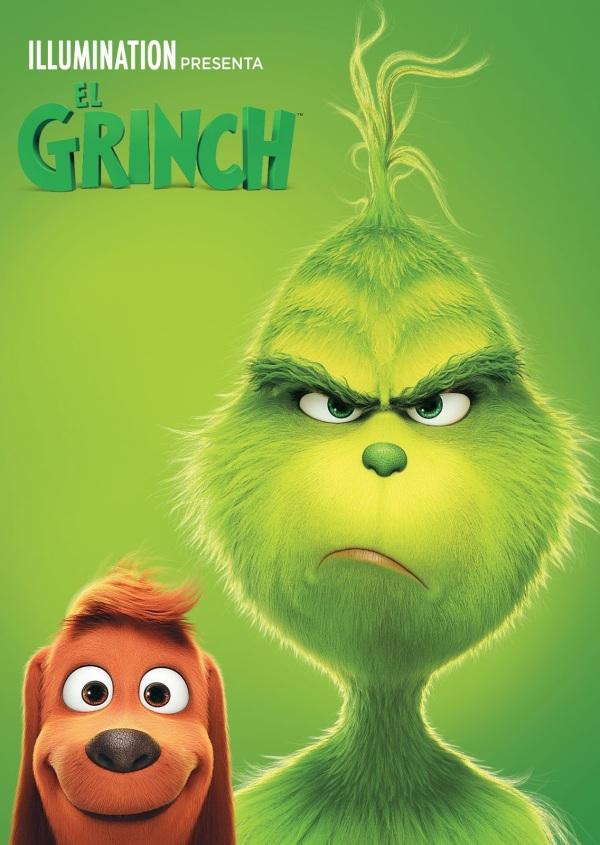 Imatge del cartell de la pel·lícula El Grinch