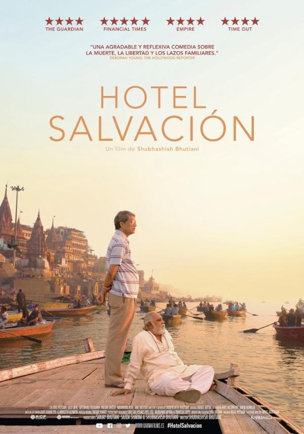 Imatge del cartell de la pel·lícula Hotel salvación