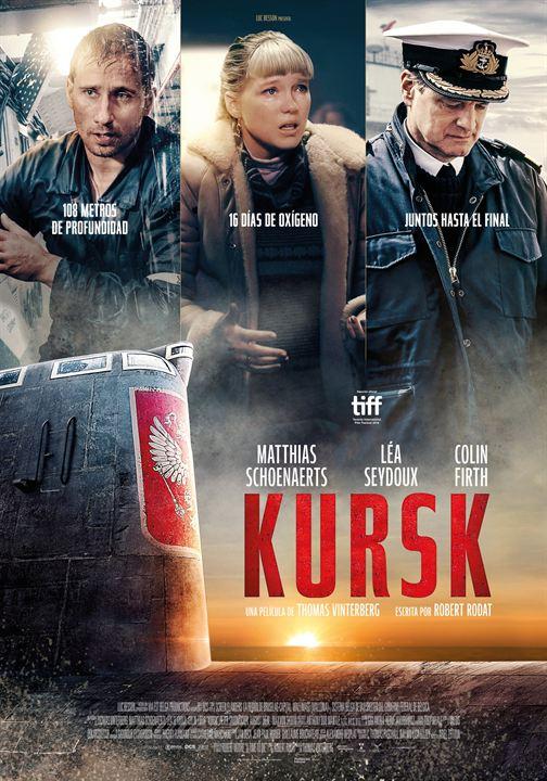 Imatge del cartell de la pel·lícula Kursk