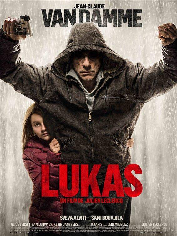 Imatge del cartell de la pel·lícula Lukas