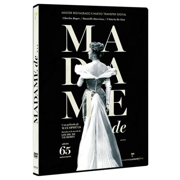 Imatge del cartell de la pel·lícula Madame de