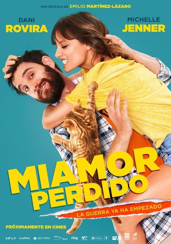 Imatge del cartell de la pel·lícula Miamor perdido