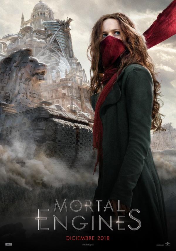 Imatge del cartell de la pel·lícula Mortal engines