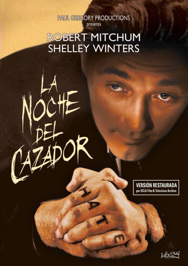 Imatge del cartell de la pel·lícula La noche del cazador