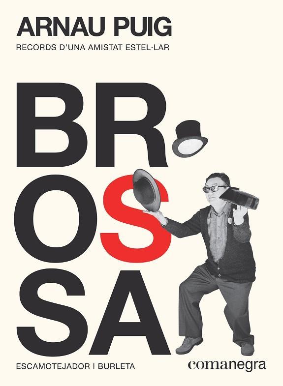 Imatge de la portada del llibre Brossa