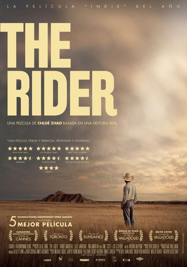 Imatge del cartell de la pel·lícula The rider
