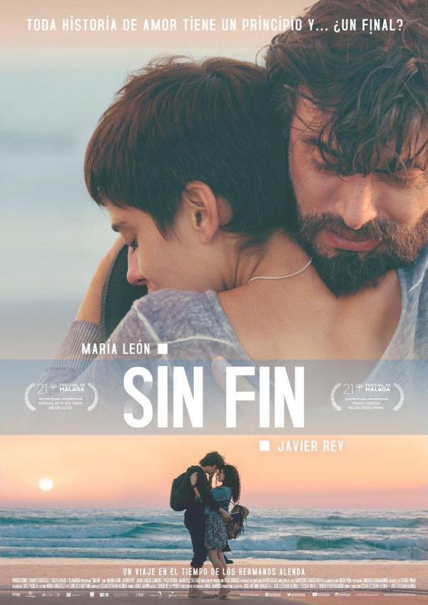Imatge del cartell de la pel·lícula Sin fin