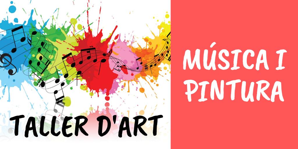 Imatge de l'activitat Taller d'art: Música i pintura
