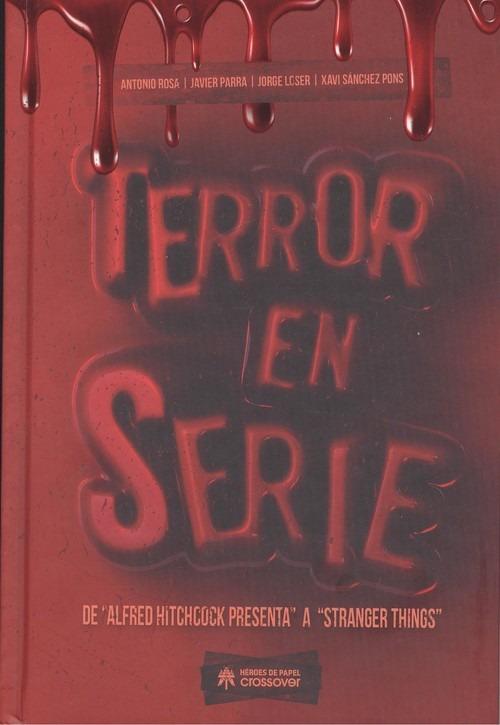 Imatge de la portada del llibre Terror en serie