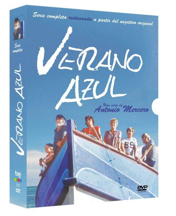 Imatge del cartell de la sèrie Verano azul