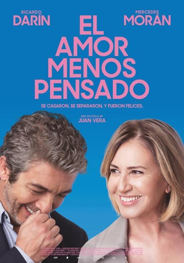 Imatge del cartell de la pel·lícula El amor menos pensado
