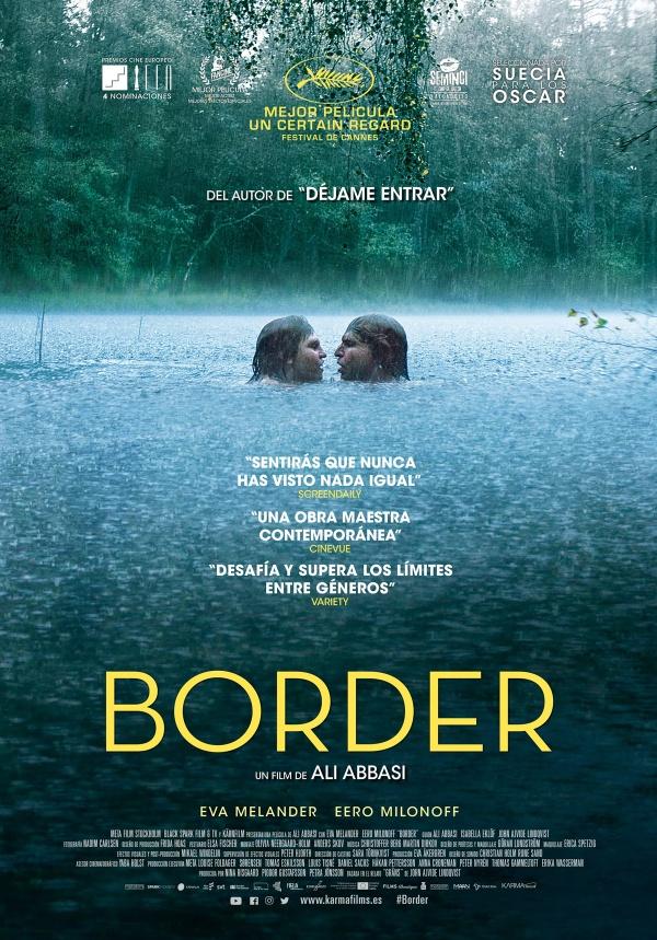 Imatge del cartell de la pel·lícula Border