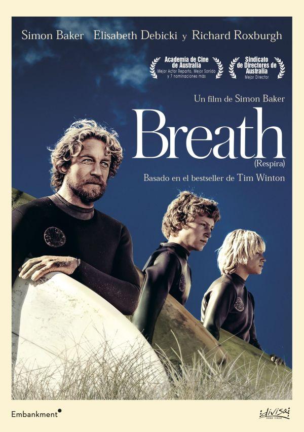 Imatge del cartell de la pel·lícula Breath