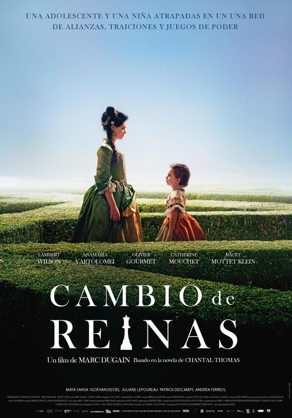Imatge del cartell de la pel·lícula Cambio de reinas