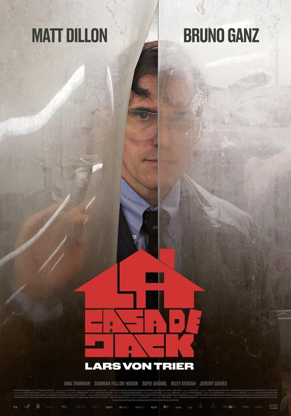 Imatge del cartell de la pel·lícula La casa de Jack