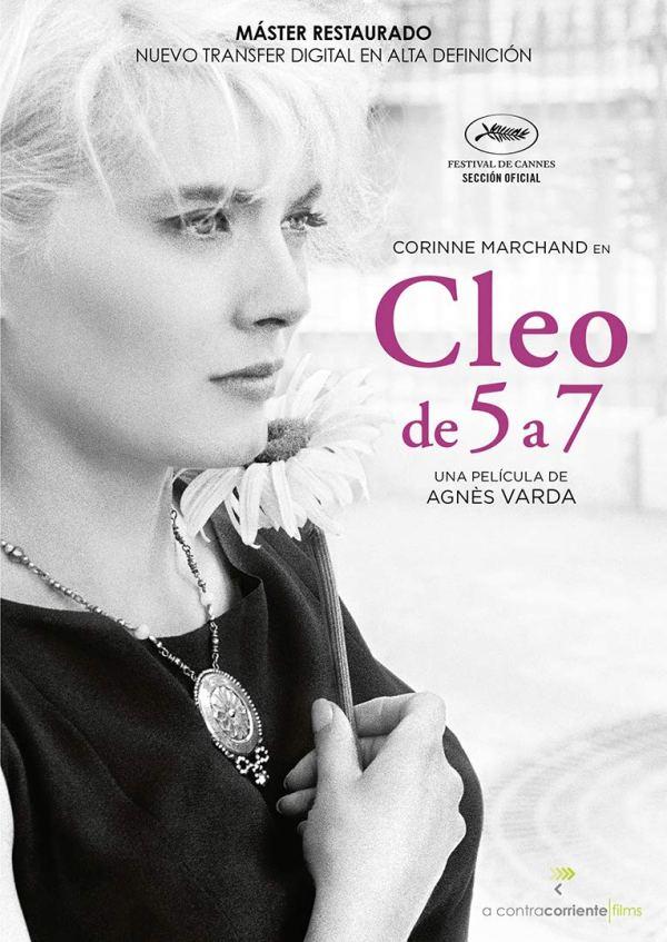 Imatge del cartell de la pel·lícula Cleo de 5 a 7