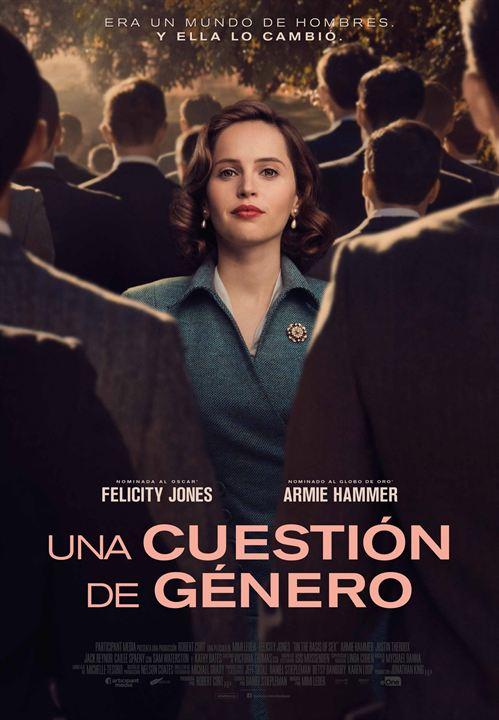Imatge del cartell de la pel·lícula Una cuestión de género