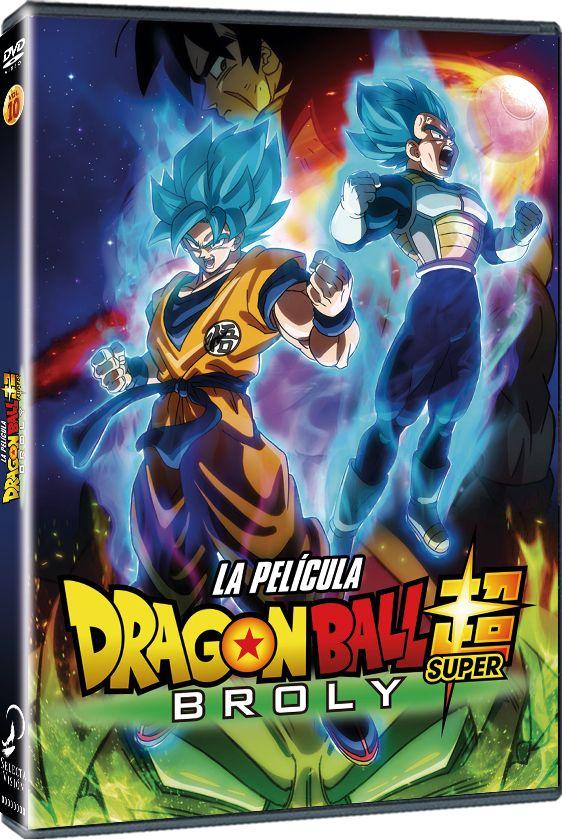 Imatge del cartell de la pel·lícula Dragon Ball Broly