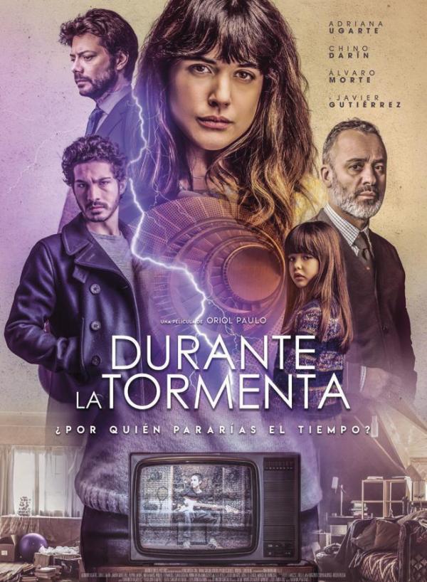 Imatge del cartell de la pel·lícula Durante la tormenta