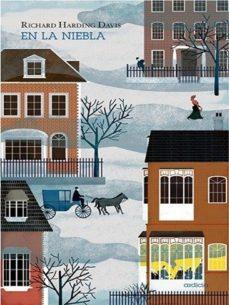 Portada de la novel·la En la niebla de Richard Harding