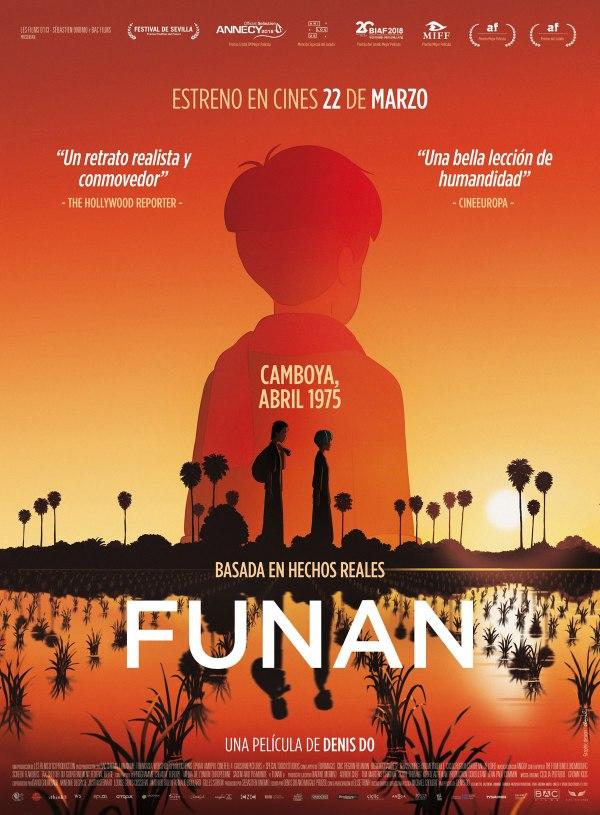Imatge del cartell de la pel·lícula Funan