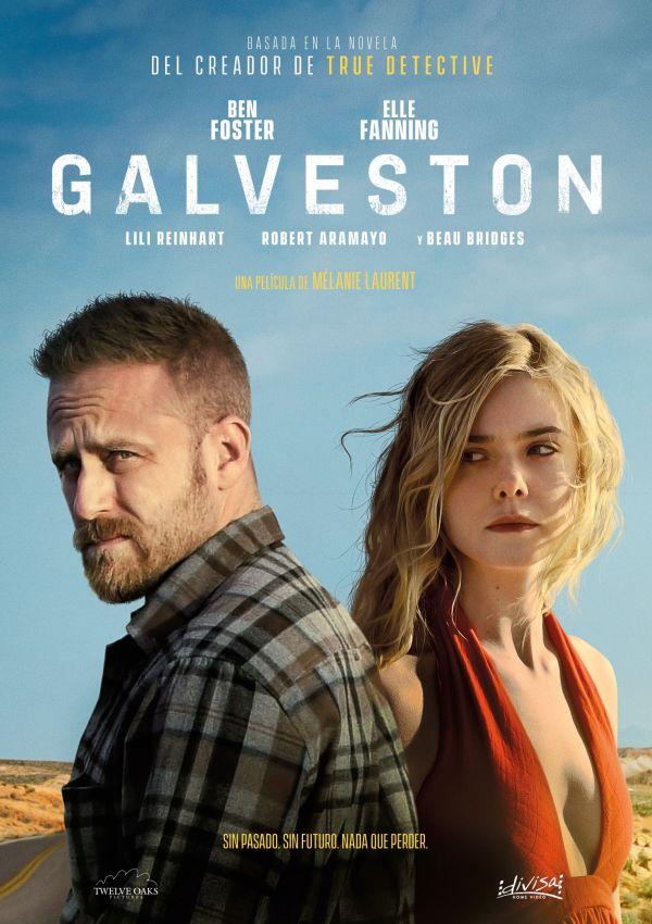 Imatge del cartell de la pel·lícula Galveston