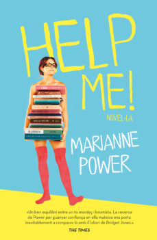 Portada de la novel·la Help me! de Marianne Power