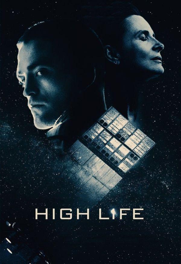 Imatge del cartell de la pel·lícula High life