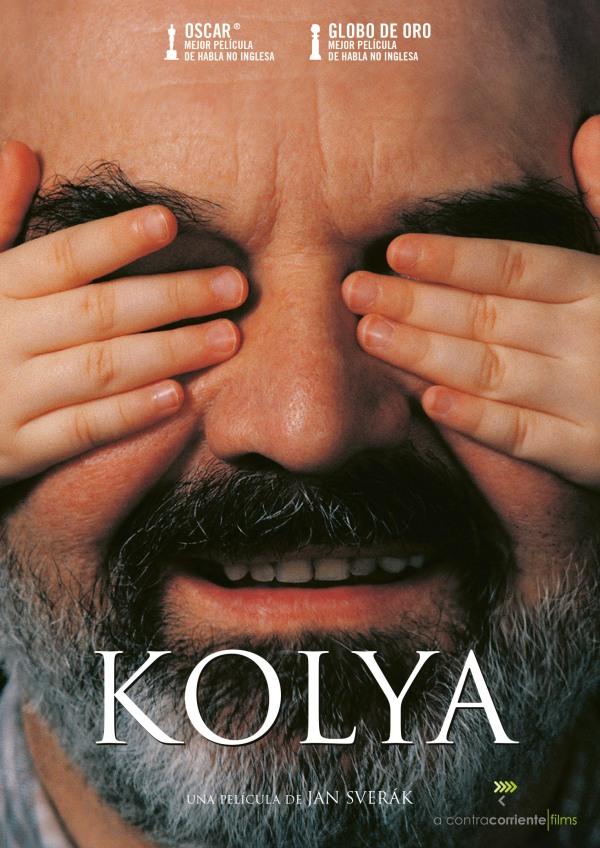 Imatge del cartell de la pel·lícula Kolya