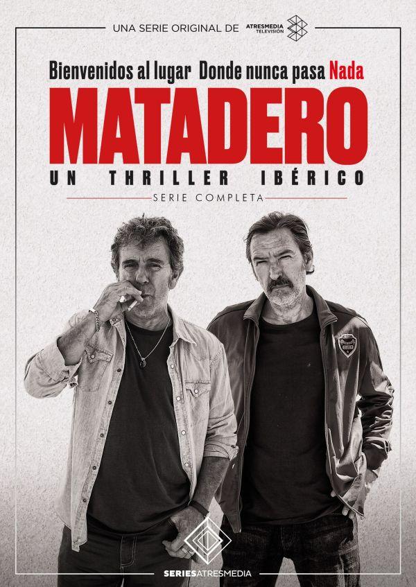 Imatge del cartell de la sèrie Matadero