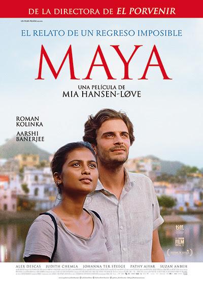 Imatge del cartell de la pel·lícula Maya
