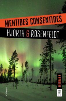 Portada de la novel·la Mentides consentides de Hjorth