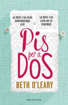Portada de la novel·la Pis per a dos de Beth O'Leary