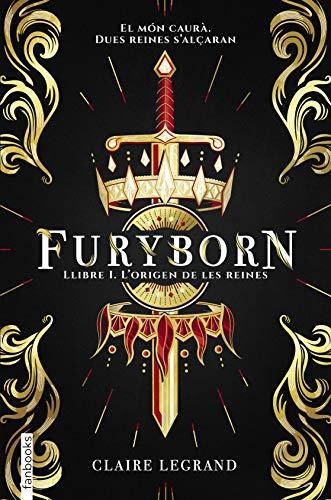 Portada de la novel·la Furyborn El llibre de les reines