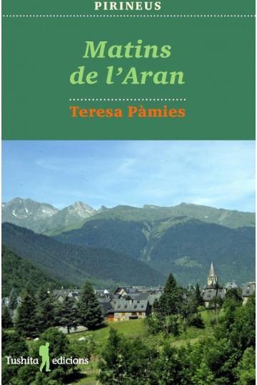 Portada de la novel·la Matins de l'Aran de Teresa Pàmies