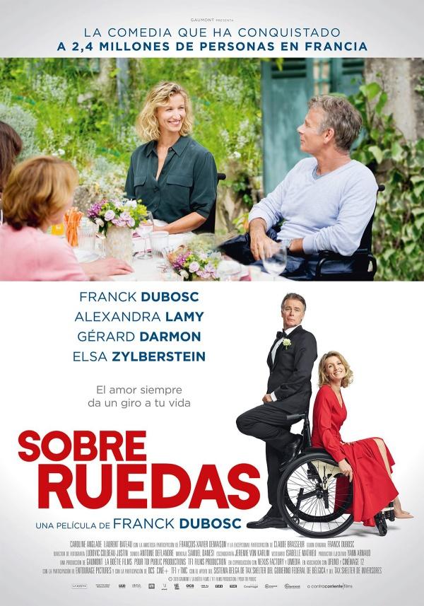 Imatge del cartell de la pel·lícula Sobre ruedas