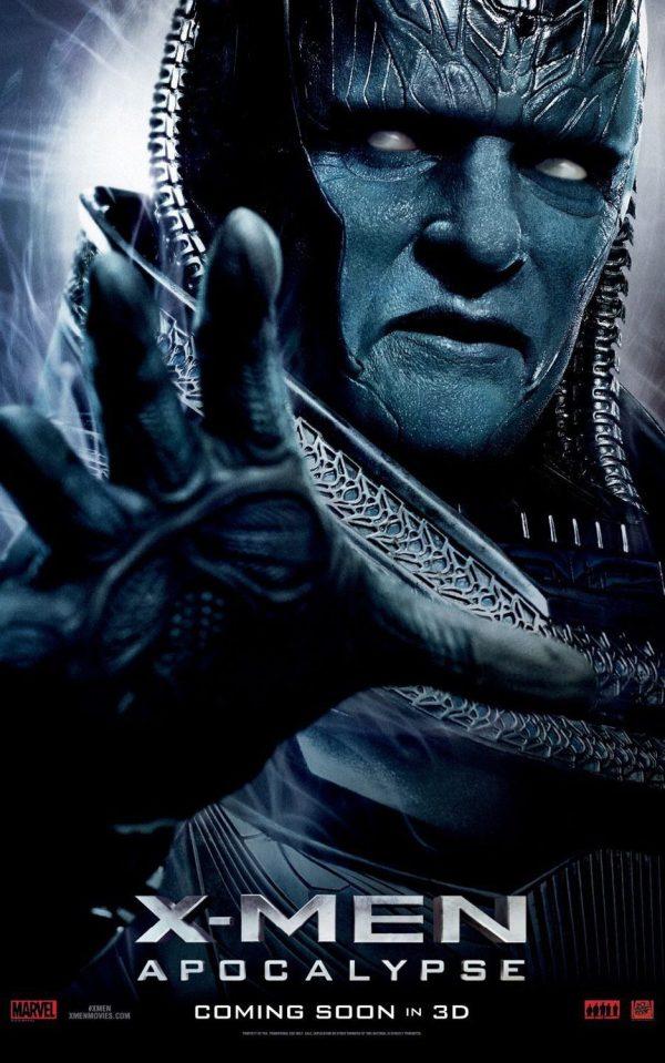 Imatge del cartell de la pel·lícula X-Men apocalisis