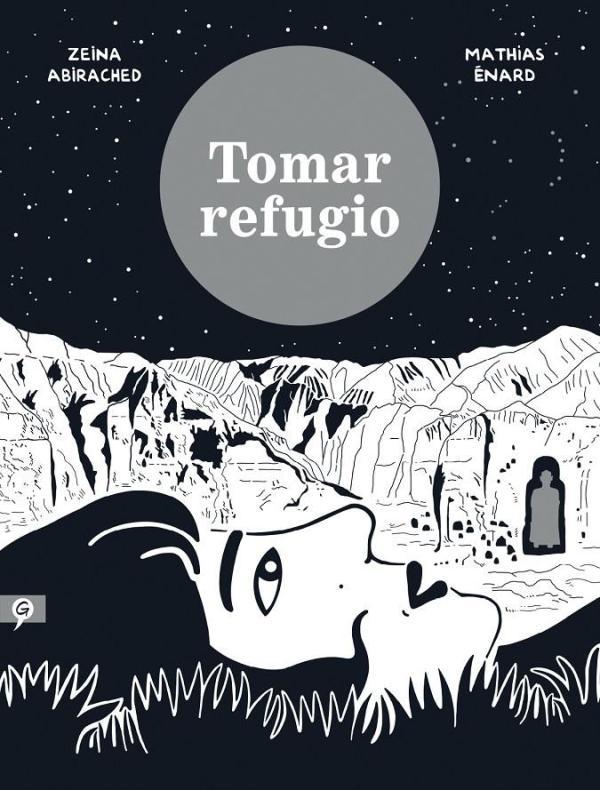 Imatge de la portada del còmic Tomar refugio