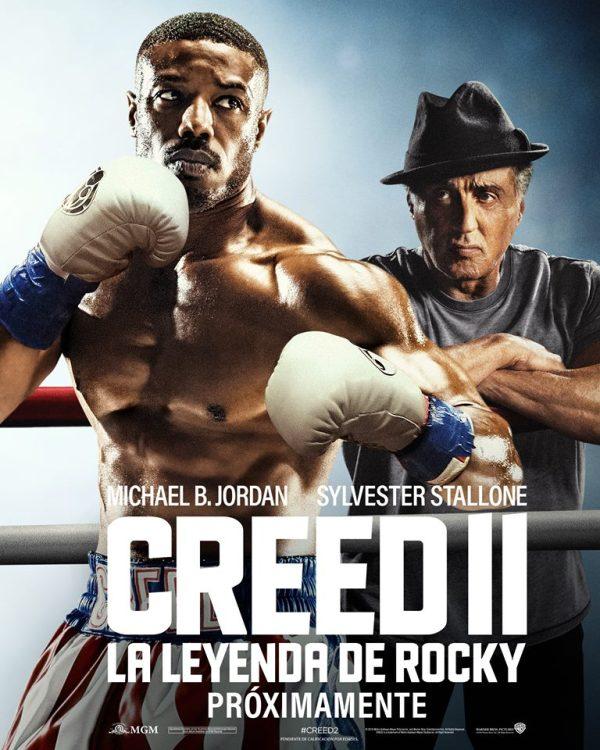 Imatge del cartell de la pel·lícula Creed II